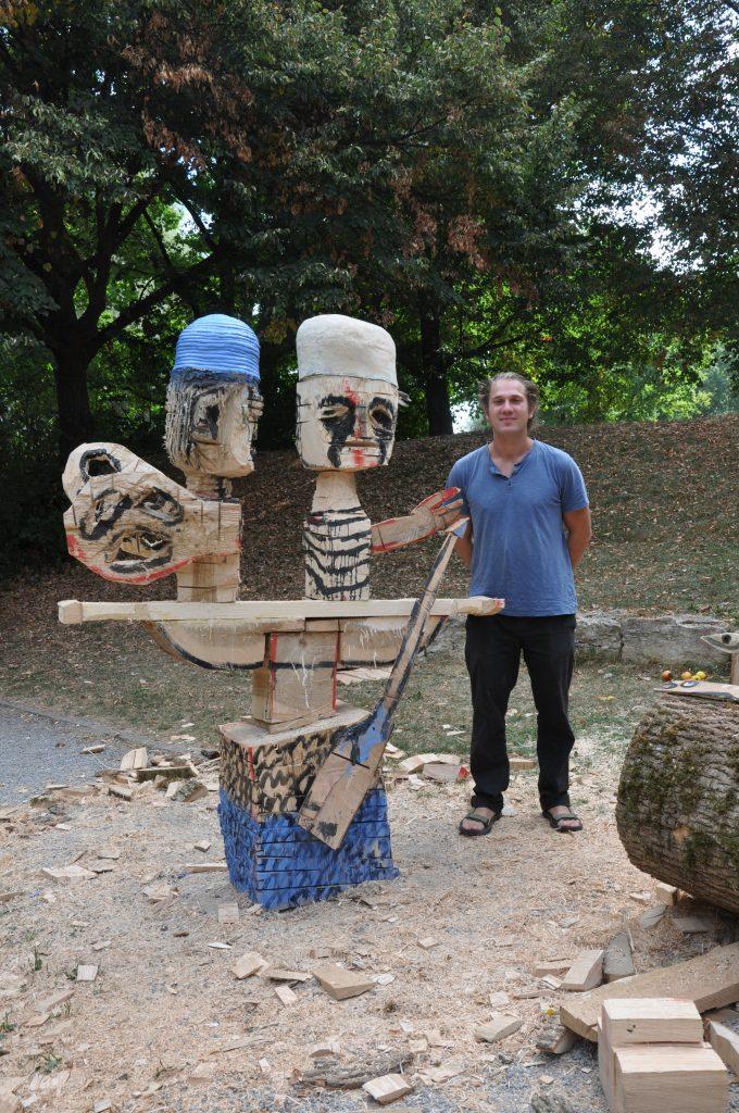 Bildhauersymposium Rottenburg (Foto: CHC Geiselhart)